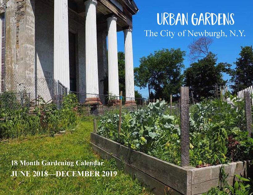2018 Newburgh Urban Gardens Calendar